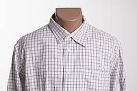 Lufian  рубашка д/р размер M L ПОГ 60 см  б/у