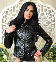 """Женская  куртка """"Регина"""" кож. зам."""