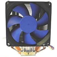 Кулер процессорный Atcom ATcool Aero X4, Intel: LGA 1156/1155/1150/775, AMD: FM2/FM1/AM3+/AM3/AM2, 4-pin