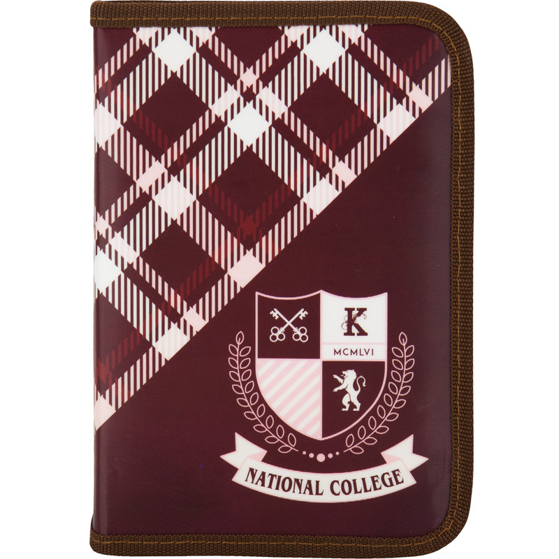 Пенал Kite 621 College K17-621-3