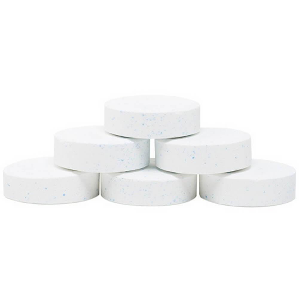 Таблетки мини Хлор 1 кг Amik S.p.A. 80006 для бассейна медленно растворимые