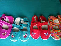 Мокасины тапочки детские на девочку размер 31