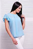 Летняя блуза с 42 по 50 размер  5 цветов