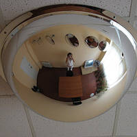 Купольные панорамные  зеркала