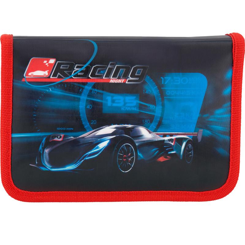 Пенал школьный Kite 621 Racing night K17-621-5