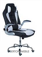 Поворотный офисный стул Bertone