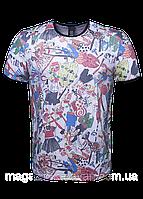 Дизайнерские футболки мужские 46