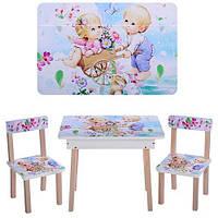 Детский столик Vivast 503 со стульчиками