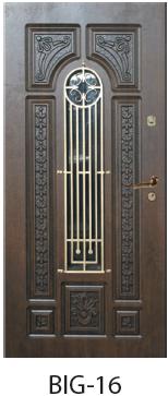 """Входная дверь """"Портала"""" (серия Элит) модель Big-16"""