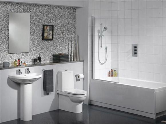 Выбираем сантехнику для маленькой ванной комнаты