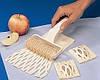 Валик для нарезки теста и мастики сетка