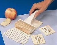 Валик для нарезки теста и мастики сетка, фото 1
