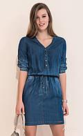Женское джинсовое платье Bea Zaps, коллекция весна-лето 2017.
