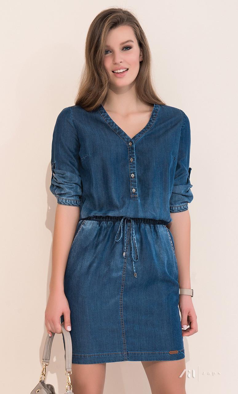Женское джинсовое платье Bea Zaps, коллекция весна-лето 2017. - Irse в Одессе