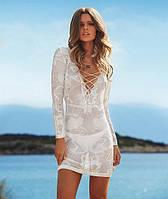 Пляжное платье - туника СС7014