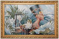 Картина-гобелен 60х120 в багете 5 см, типоразмер D