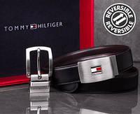 Ремень Tommy Hilfiger двухсторонний в подарочной упаковке., фото 1