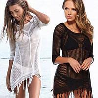 Пляжное платье - туника СС7016