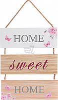 Табличка сувенирная Home sweet home Provence DL30-16072