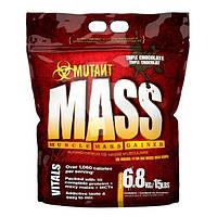 Mutant Mass 6,8 kg vanilla ice creme нарушена целостность