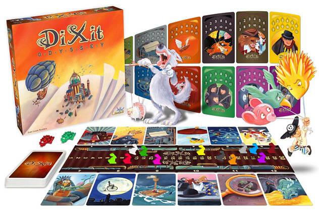 Настольная игра Dixit Odyssey (Диксит Одиссея), фото 2