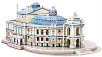 Трехмерная головоломка-конструктор Одесский театр оперы и балета, CubicFun