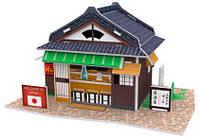 Трехмерная головоломка-конструктор Япония. Паб, CubicFun
