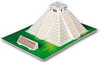 Трехмерная модель Пирамида Майя мини, CubicFun