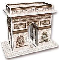 Трехмерная модель Триумфальная арка мини, CubicFun