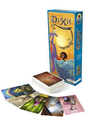 Настольная игра Dixit 3: Journey (Диксит 3: Путешествие), фото 2