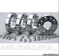 Проставка для колес Toyota/Mitsubishi (6x139,7/108/30mm)