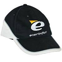 Бейсболка EnergoFish черно-белая