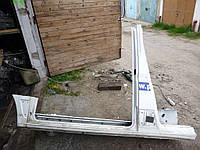 Порог правый (Фургон) Citroen Jumper III 06-14 (Ситроен Джампер)