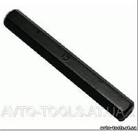 Бита шестигранная L-80мм, 10мм HANS (063-7М10)