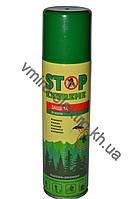 Аэрозоль от комаров, мошек, слепней, москитов, мокрецов Stop Extreme 6 часов 150 мл