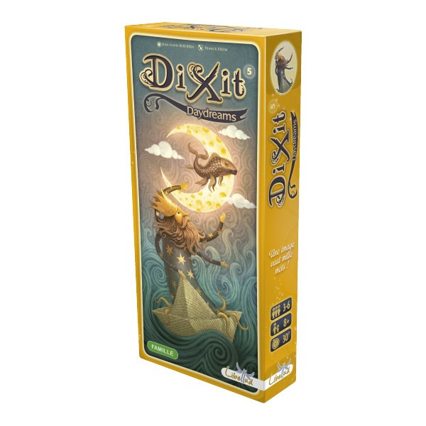 Настольная игра Dixit 5: Daydreams (Диксит 5: Сны Наяву)