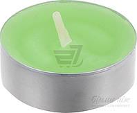 Набор чайных свечей Яблоко 6 шт. 7018 Candy Light