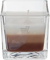 Свеча в стакане Ваниль snk80-67 Bispol