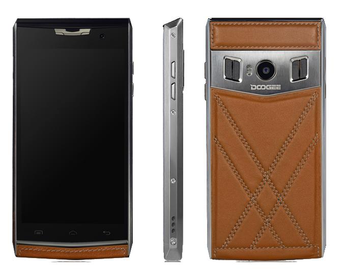"Смартфон ORIGINAL Doogee T3 ""Titans 3"" Brown (IP56; 3Gb/32Gb) Гарантия 1 Год!"
