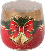Свеча в стакане Рождество sn71s/02 Bispol