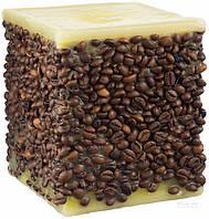 Свеча Кофе с молоком 10x12 см Огонь ОК