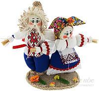 Куклы интерьерные Украинка с украинцем 51166492