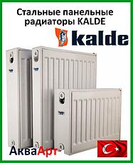 Стальные панельные радиаторы Kalde (Турция)