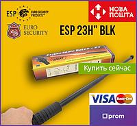 Телескопическая дубинка ESP 23″ - EXB-23H BLK (BH-35) - Сталь закаленная