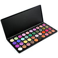 Палитра теней для век 40 оттенков Beauties Factory Eyeshadow Palette #02