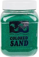 Песок мраморный Мятно-зеленый 0,2-0,5 мм 650 г (6029)