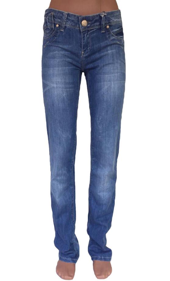 Женские джинсы прямые за 290 грн.