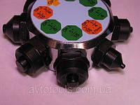 Набор для развальцовки трубок TJG F0350