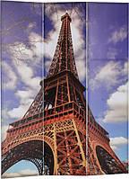 Ширма Эйфелевая башня W3-020 180x36x3