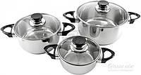 Набор посуды BergHOFF Vision Prima 6 предметов 1112473
